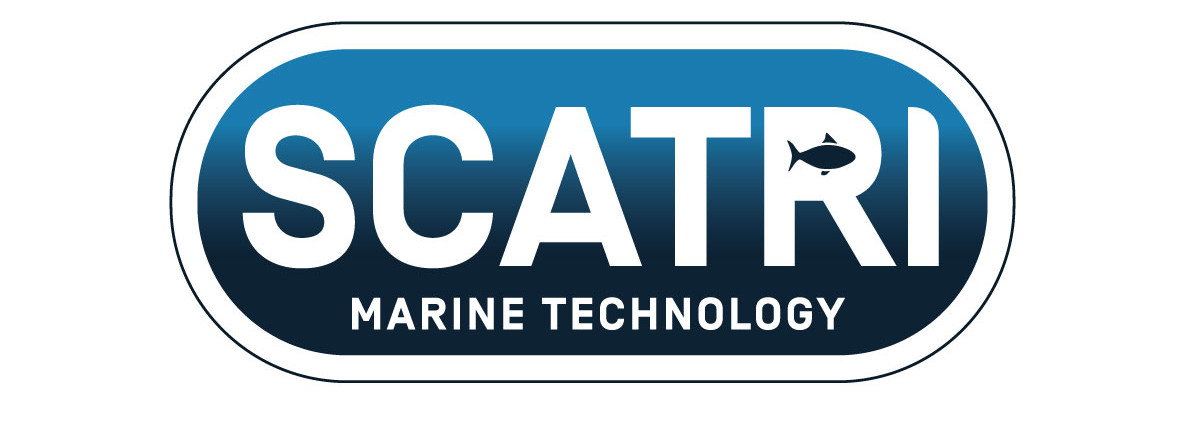 LOGO-SCATRI SCATRI SA / Marine Technology - Nyon SUISSE création de logo graphisme design thomas voge