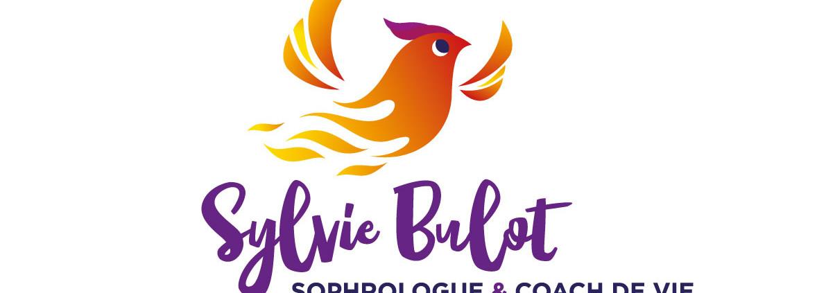 LOGO-SOPHRO Sylvie Bulot / Sophrologue - Valencienne FRANCE création de logo graphisme design thomas voge
