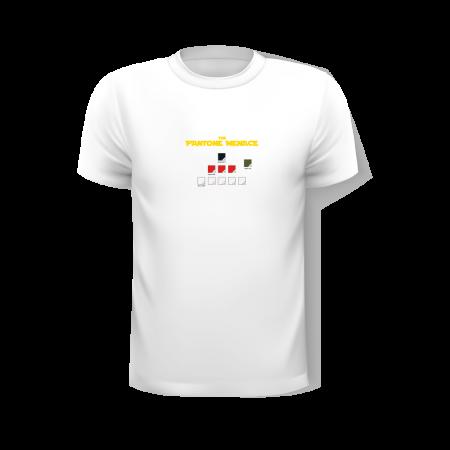 Rcube tee shirt-illustration original-Pantone-Menace-thomas voge