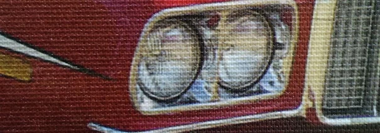 Gran Torino Auto close up Thomas-Voge-Rcube-Serie STORYTELLING