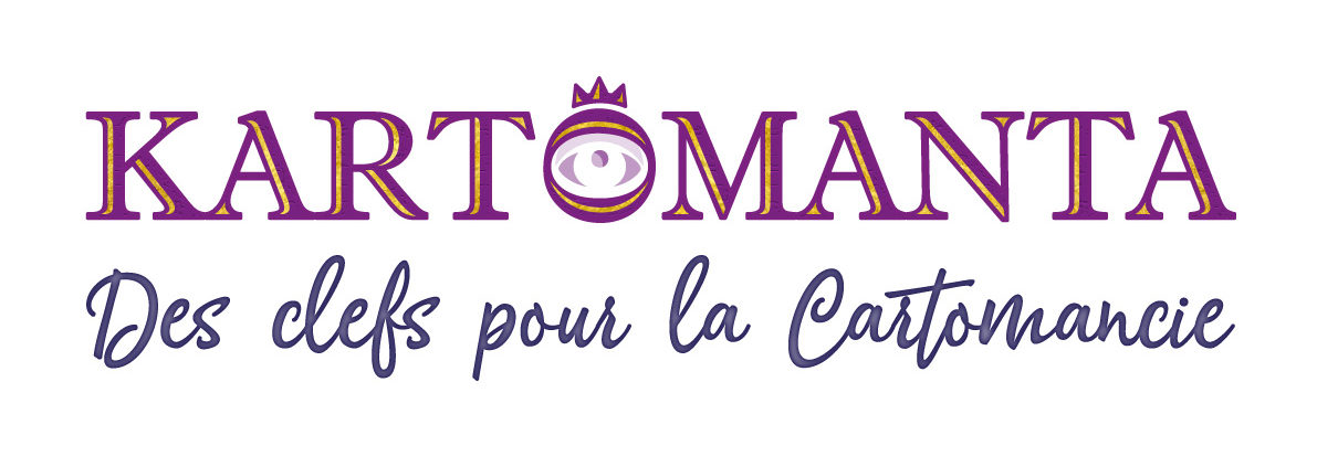 création de logo couleur illustration KARTOMANTA graphisme design thomas voge